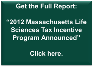 life science tax incentive